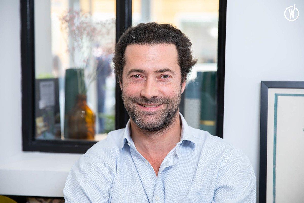 Rencontrez Thibault, Responsable Chasse Paris  - Investissement locatif