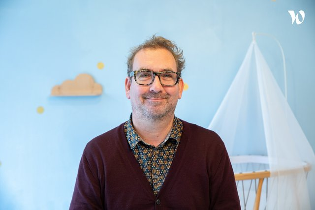 Rencontrez Thomas, Entrepreneur - Charlie Crane