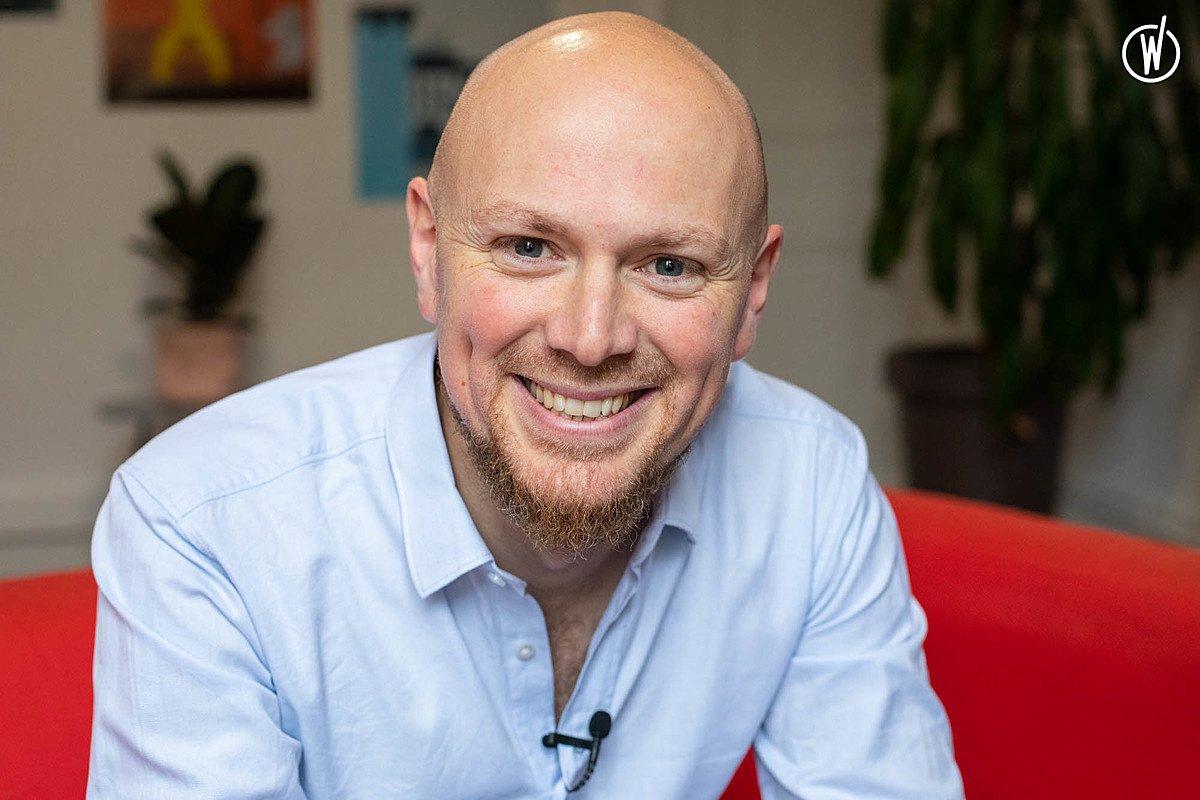 Rencontrez Julien Chevalier, CEO et fondateur - Teester