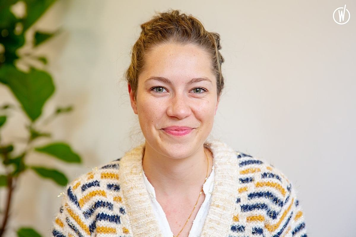 Rencontrez Manon, Business Developer Africa - kapptivate