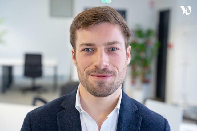 Rencontrez Adrien, Co-fondateur - Vendmy