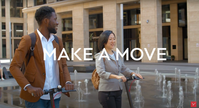 MAKE A MOVE - FREENOW (formerly Kapten)