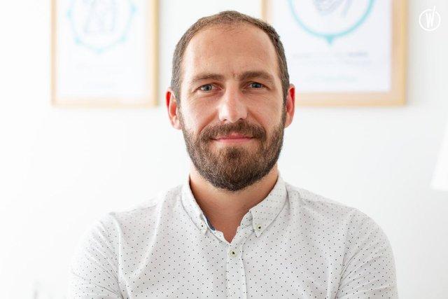 Rencontrez Stéphane, Dirigeant - Nautilux