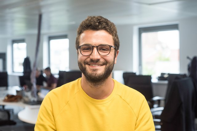 Rencontrez Brice, Consultant Data Marketing - Synomia