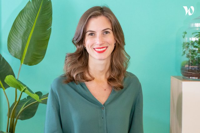 Rencontrez Christine, Product Owner - Effy