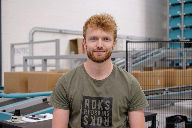 Meet Martin, Deployment Engineer - Exotec