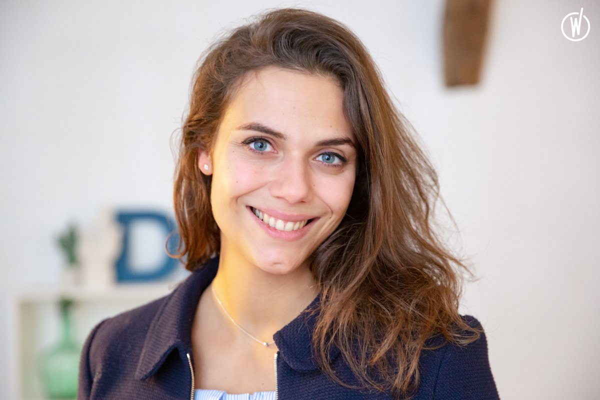 Rencontrez Cloé, CMO & cofounder - Dreamin