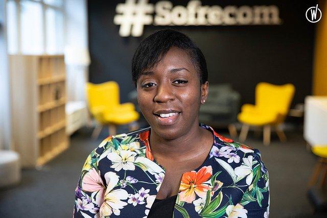 Rencontrez Patricia, Chef de projet MOE - Sofrecom