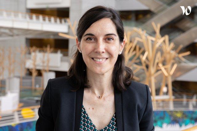 Rencontrez Claire, chargée de mission pour l'innovation - Ministère de l'Intérieur