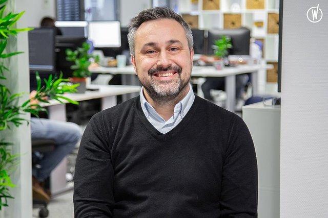 Rencontrez Jérôme, CTO - Quortex