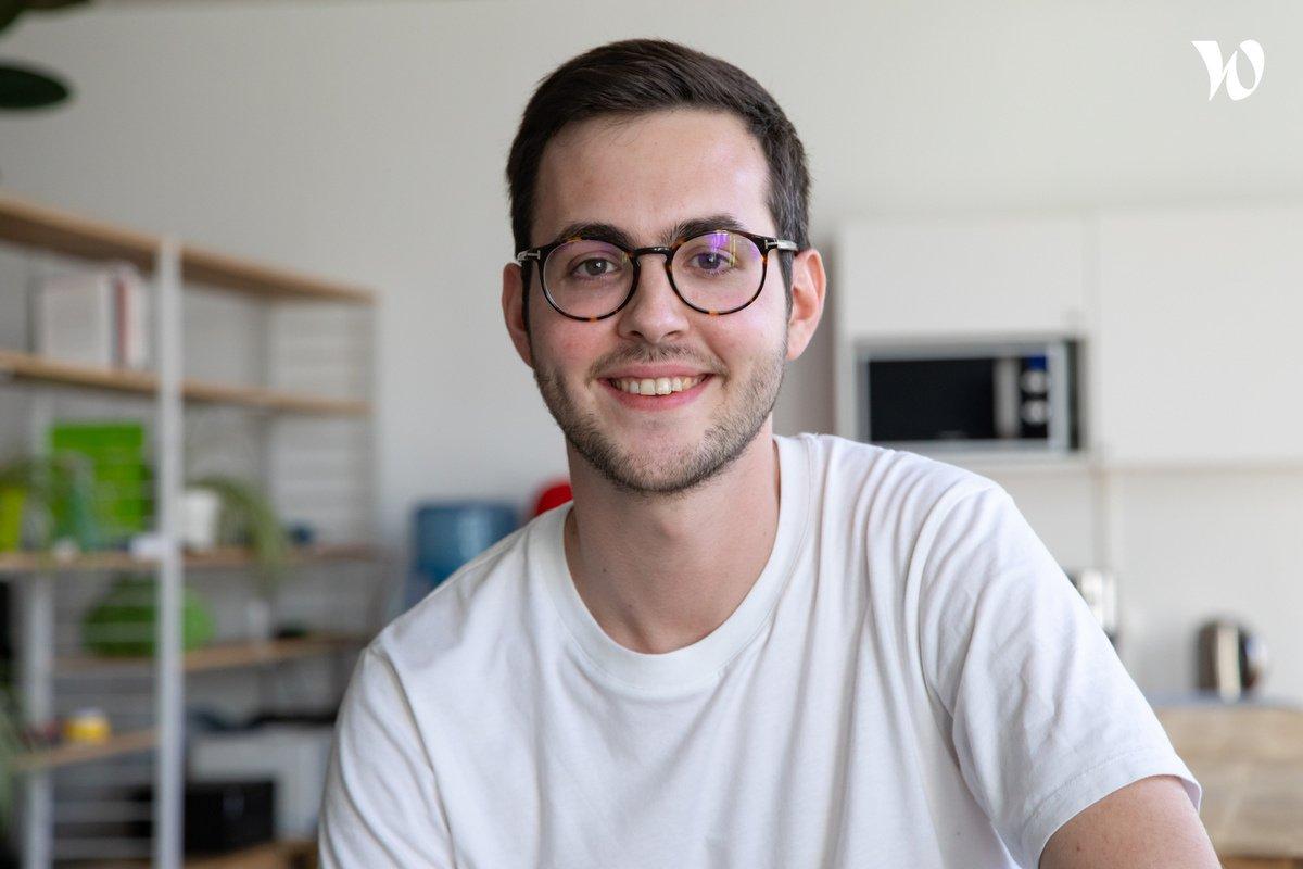 Rencontrez Guillaume, Back-end Developer - Batch