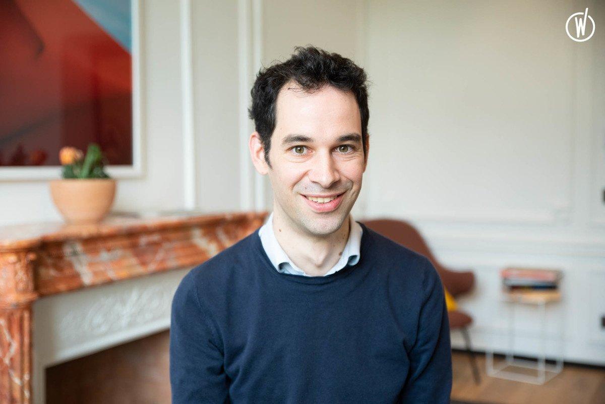 Rencontrez Mathieu, Chef de Projet Bus on Demand - Yuso