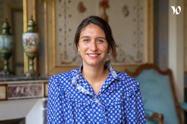 Rencontrez Camille, Directrice générale - Le Philtre Organic Vodka