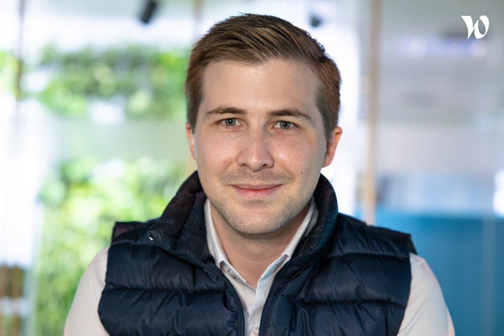 Meet Alexandre, Co-founder & CEO - Amenitiz
