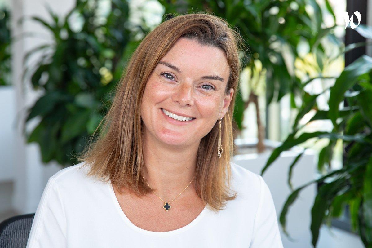 Rencontrez Elodie, Chef de projet transverse  - BOURSORAMA
