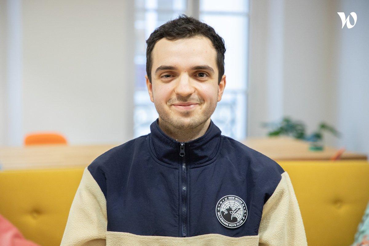 Rencontrez Guillaume Meigniez, Software Engineer & DataViz - Manadge