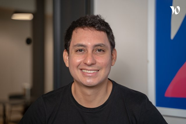 Rencontrez Andrés, Lead Developer Cloud & IoT - ESENS