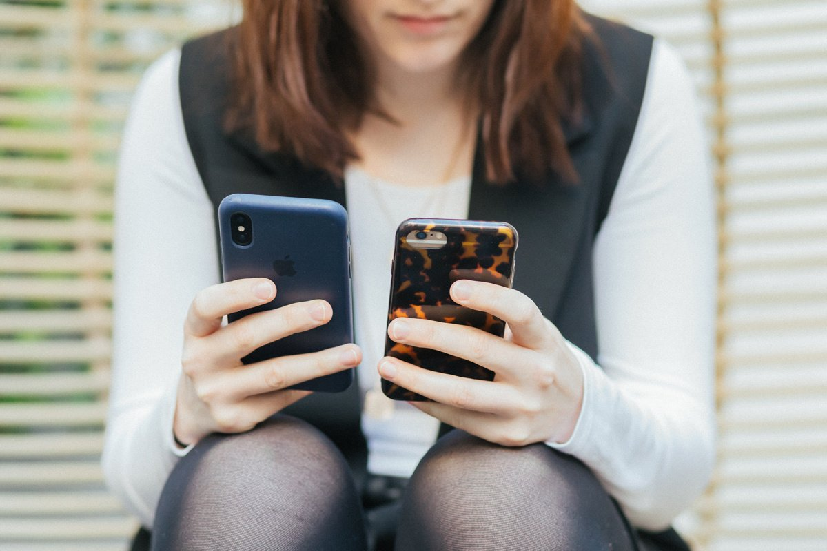 Nomofobia en el trabajo: miedo a separarse del móvil