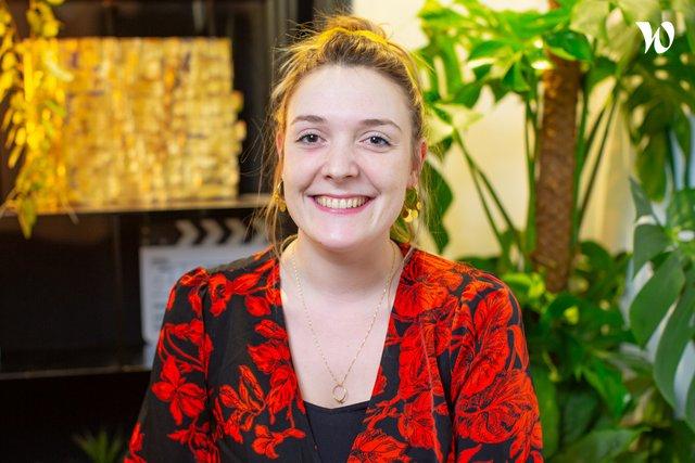 Rencontrez Aurélie, Partner Sales Manager - L'Ecole Française