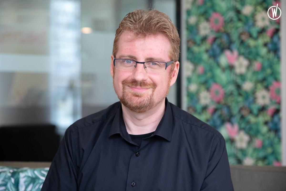 Rencontrez Pierre, CTO - Be:Mo Tech