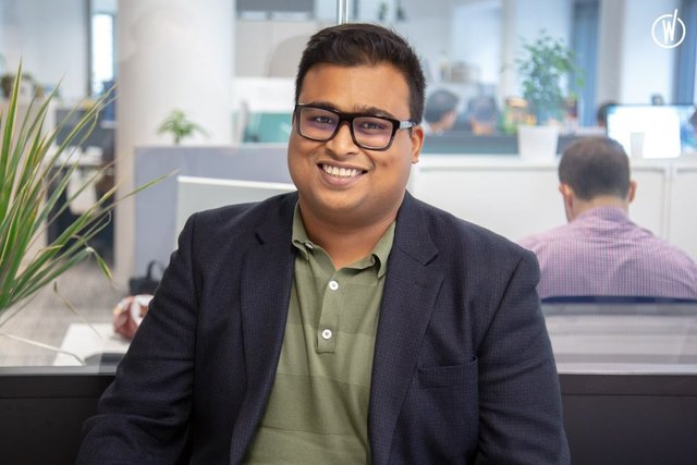 Meet Manant, Head of Amazon Ads - Seelk