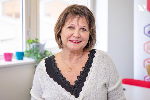Découvrez Catherine, Directrice Régionale Territoriale - Action Logement