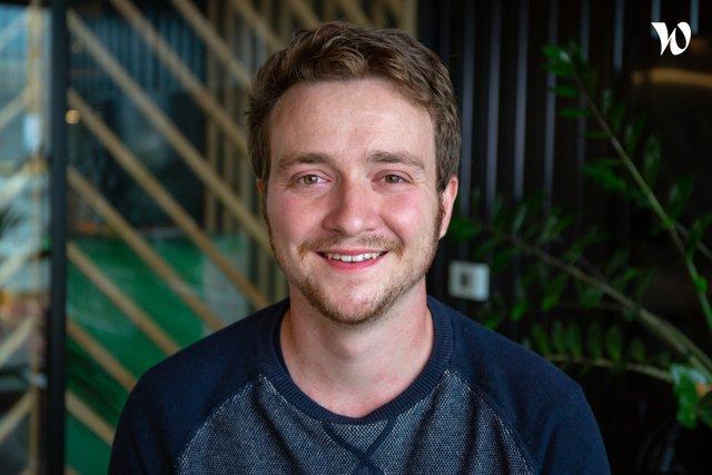 Rencontrez Mathias, Développeur Fullstack - Delia Technologies