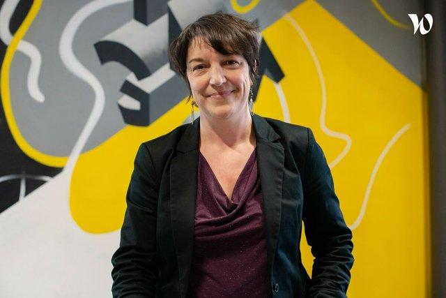 Rencontrez Mélanie, Secrétaire générale - Plaine Images