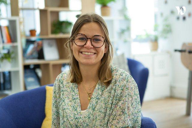 Rencontrez Noémie, Business Developer sur l'offre Yespark ReCharge - Yespark