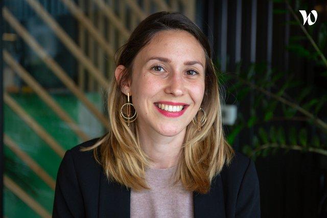 Rencontrez Mathilde, Ingénieure d'affaires - Delia Technologies
