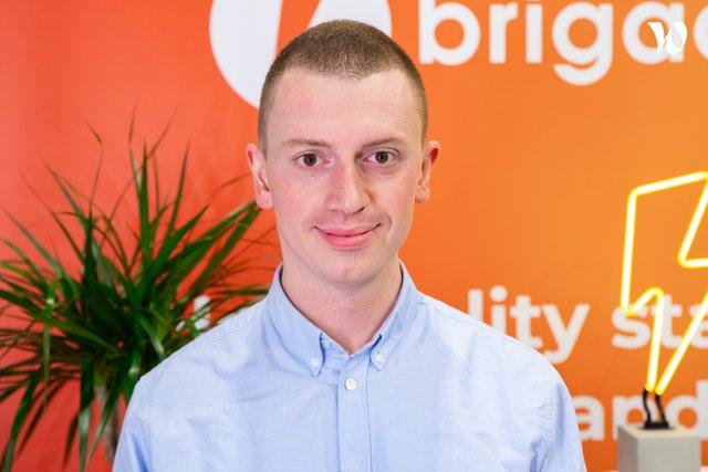 Meet Jean, CTO CPO and co-founder - BRIGAD