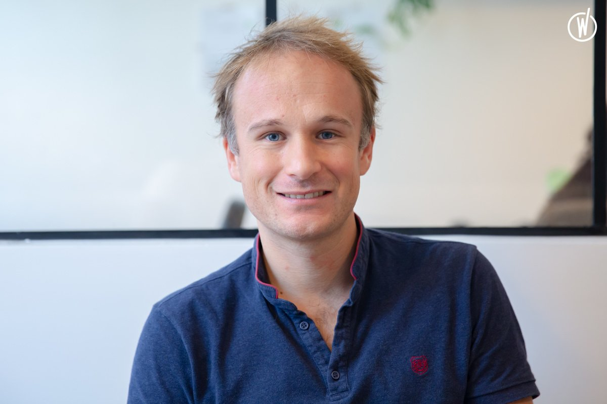 Rencontrez Quentin, CEO & Co-fondateur - TokyWoky