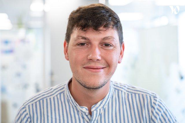 Rencontrez Camil, Business développeur Nord - Eldo