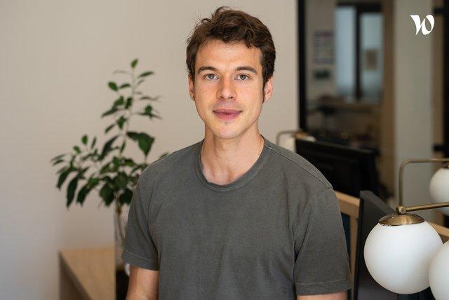 Rencontrez Maxime Godenne, Network Development Representative - AssoConnect