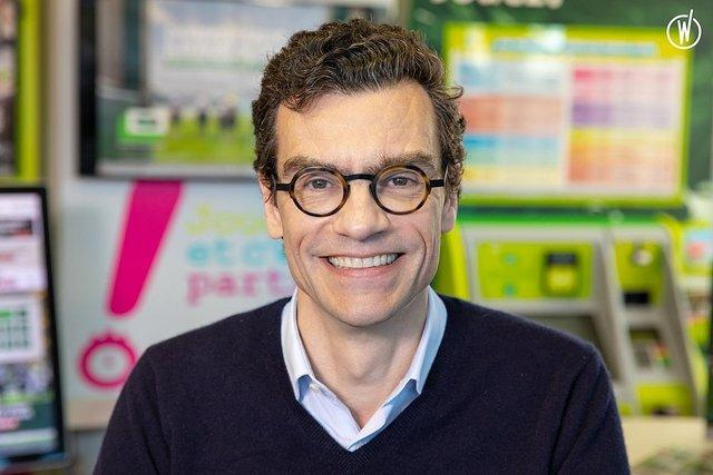 Rencontrez Stéphane, DSI - PMU