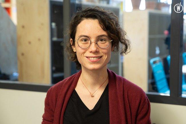 Rencontrez Marion, Data Scientist - Square Sense