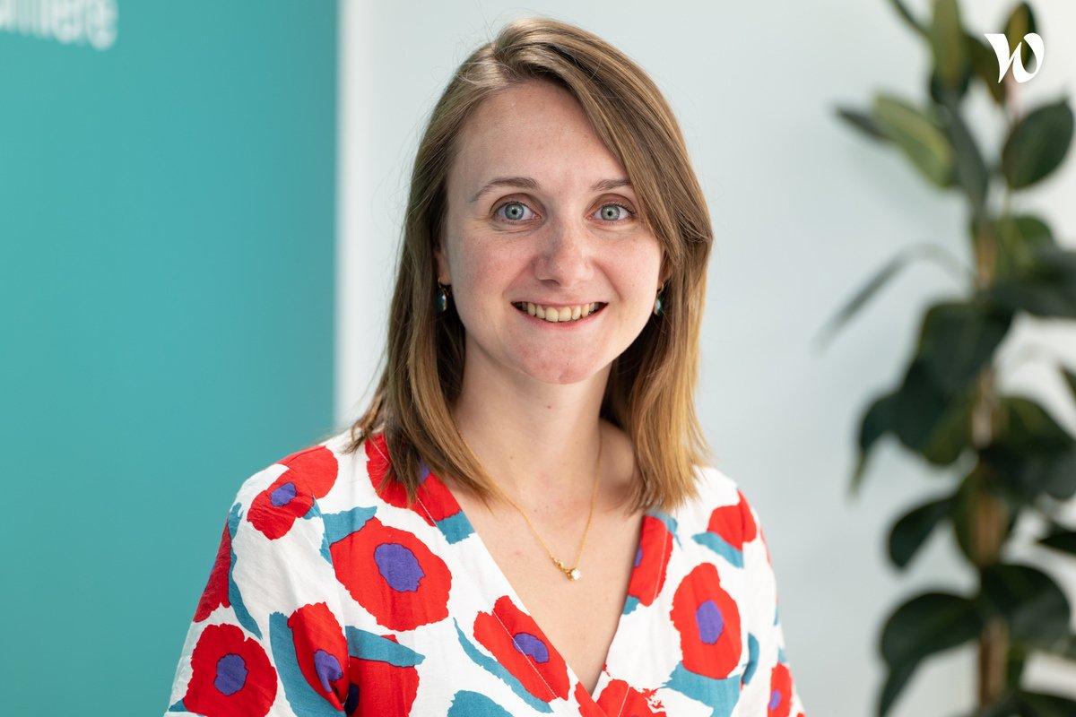 Rencontrez Chloé, Responsable Lab Innovation  - ekWateur