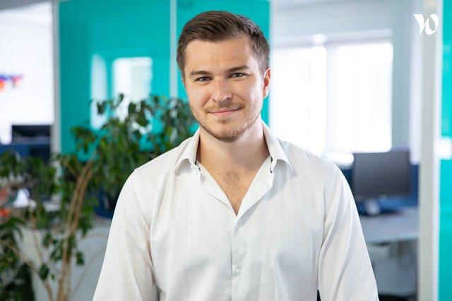 Rencontrez Sébastien, Ingénieur d'affaires secteur public - Centreon