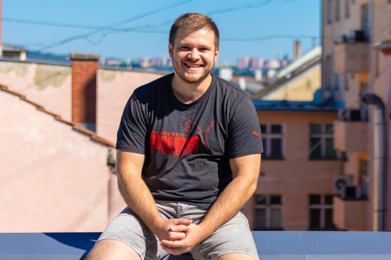 Matej Tábi, Senior Frontend Developer - inQool