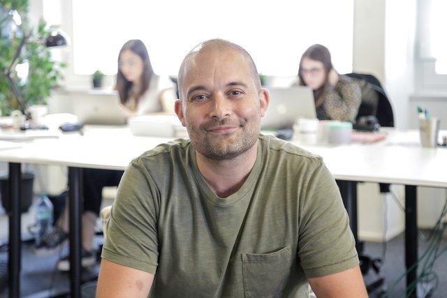 Rencontrez Mathieu, Directeur Technique - SensioGrey