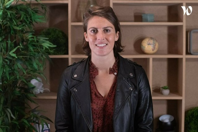 Rencontrez Coralie, CEO - Spaag