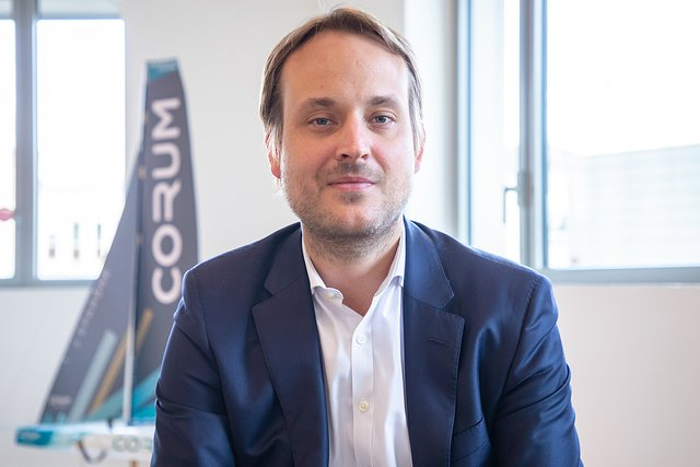 Rencontrez Vincent, Directeur Général - CORUM L'Épargne