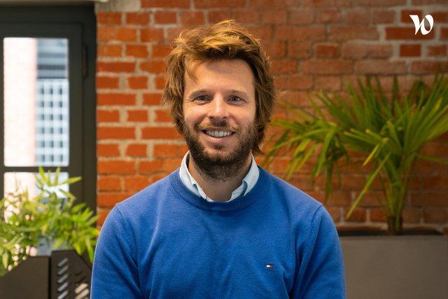 Rencontrez Sébastien Lebbe, CEO et Co founder - Wooclap