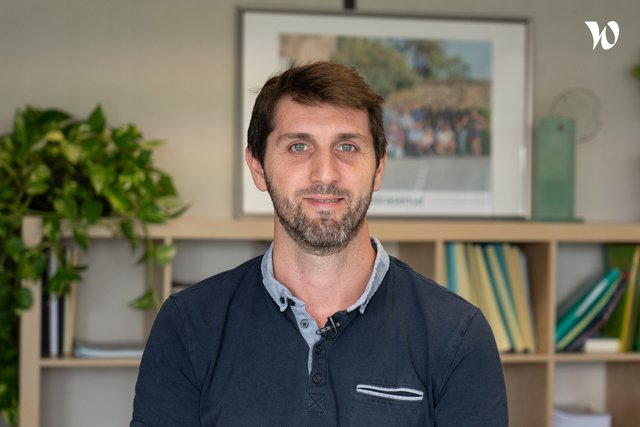 Rencontrez Nicolas, Directeur Général - Intrasense