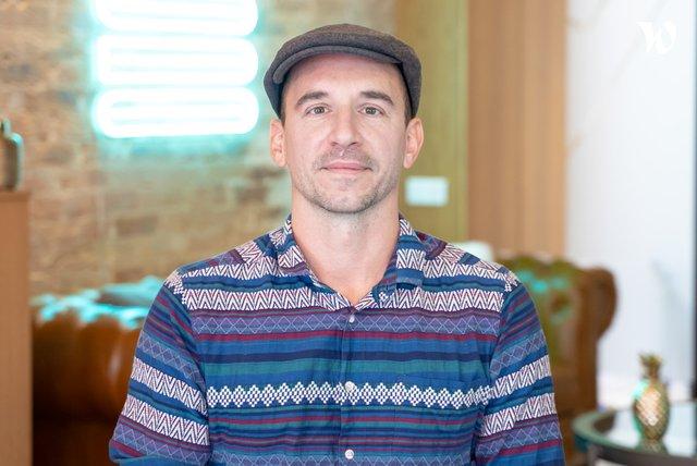 Rencontrez Raphaël, Tech Leader - Shodo