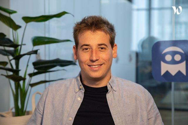 Rencontrez Christophe, CEO - Bluecoders