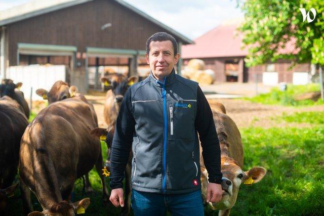 Seznam se s Jardou, Technicko-obchodním zástupcem - IFRAMIX