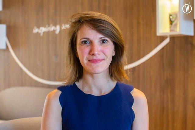 Rencontrez Julie, Brand Manager Biostime - Groupe H&H