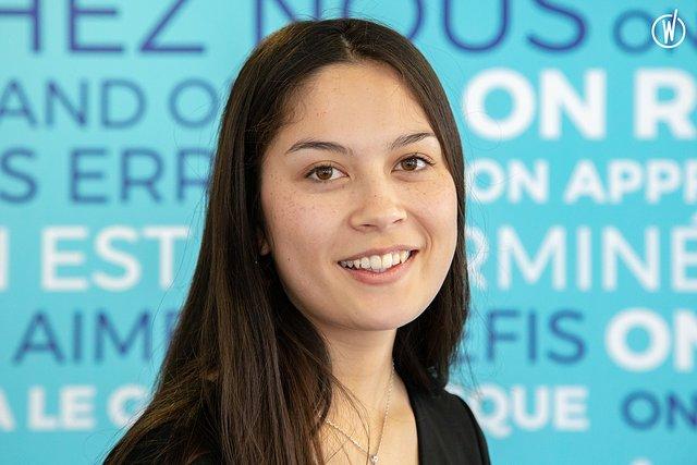 Rencontrez Ophélie, Product Owner - Agixis