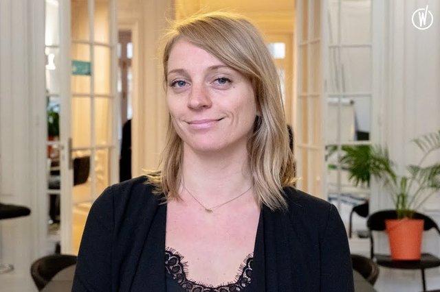 Rencontrez Virginie, Customer Success Manager - PayinTech